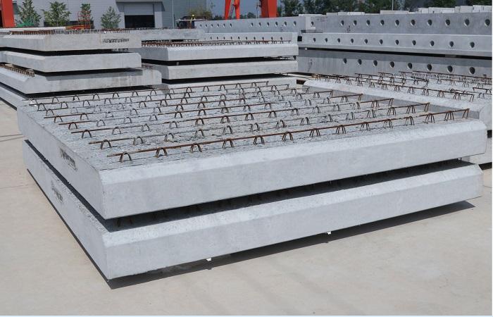 工业厂房叠合板